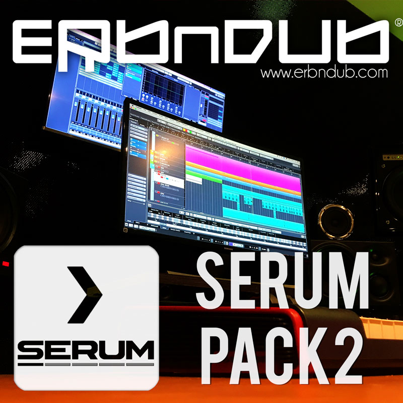 Serum Sample Pack 2 Artwork